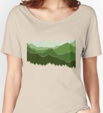 The Horizon Women's Relaxed Fit T-Shirt