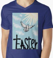 Easter Men's V-Neck T-Shirt