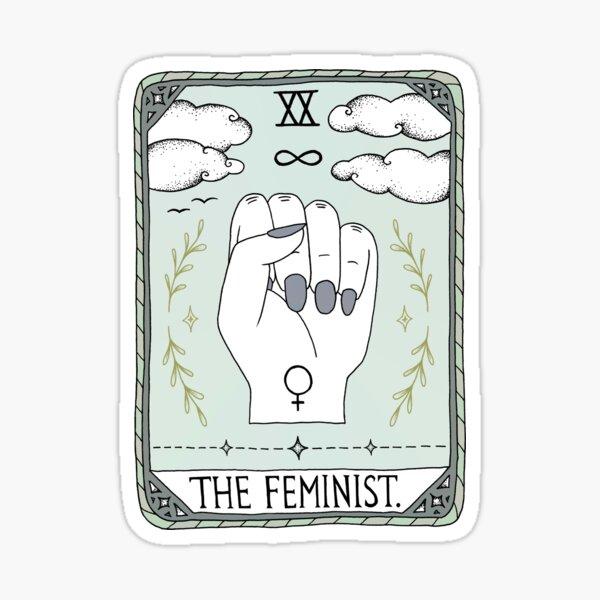 The Feminist Sticker