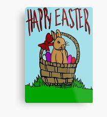 sweet Easter Metal Print