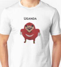 i can show u de wey 2 uganda Unisex T-Shirt