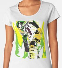 Cricketer Women's Premium T-Shirt
