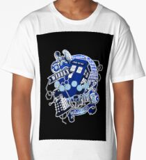 Wibbly Wobbly Timey Wimey... Stuff Long T-Shirt