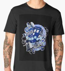 Wibbly Wobbly Timey Wimey... Stuff Men's Premium T-Shirt