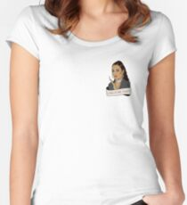 Kendra Women's Fitted Scoop T-Shirt