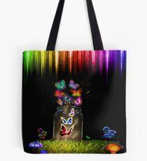 butterflies magick  Tote Bag