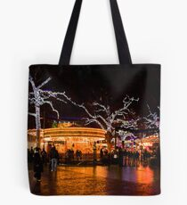 Leicester Square Lights Tote Bag