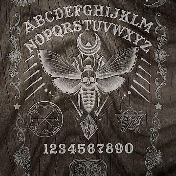 Ouija of the Moth by 3vaN