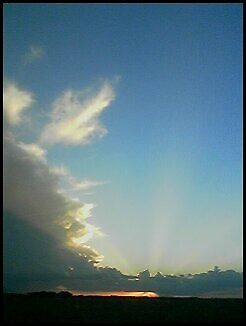 Minnesota Sky by Dawn Beesley