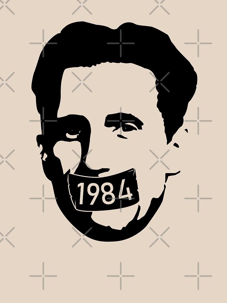 Αποτέλεσμα εικόνας για george orwell 1984