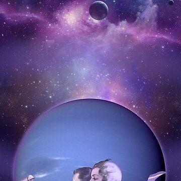 Trip to Neptune by 3vaN