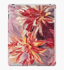 Magical flowers from cacctus iPad Case/Skin
