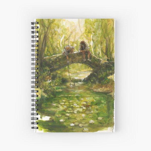 Little Rivers (original) Spiral Notebook