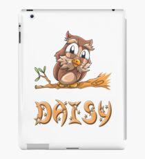 Daisy Owl iPad Case/Skin
