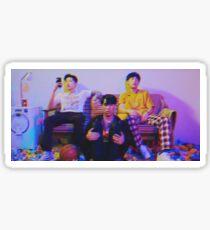 Iffy Sik-K Jay Park Ph1 Sticker