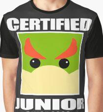 Certified Junior Graphic T-Shirt