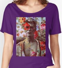 David Bowie - Greatest musicians of all time Women's Relaxed Fit T-Shirt