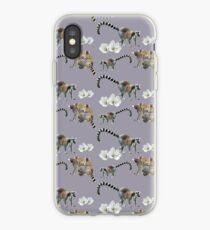 Lemur love iPhone Case
