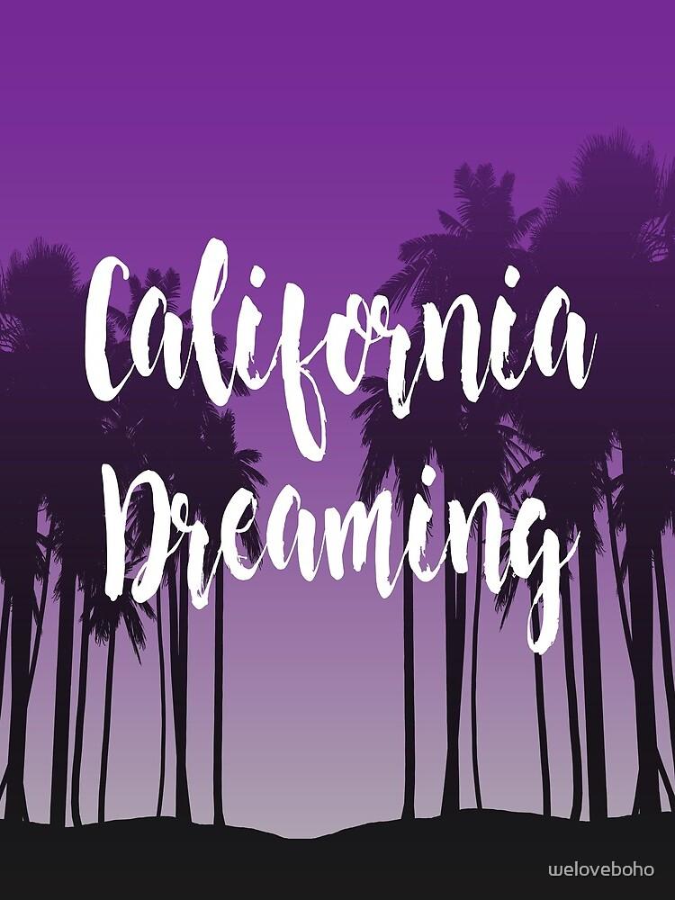 California Dreaming de weloveboho
