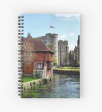 Medieval  Spiral Notebook