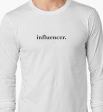 Speak No Evil - influencer.  Long Sleeve T-Shirt