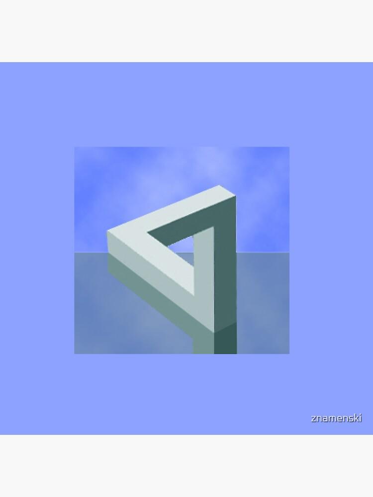 Optical Illusion, visual illusion, cognitive perception by znamenski