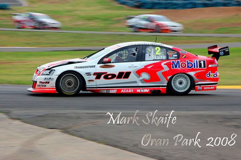 Mark Skaife by David  Hall