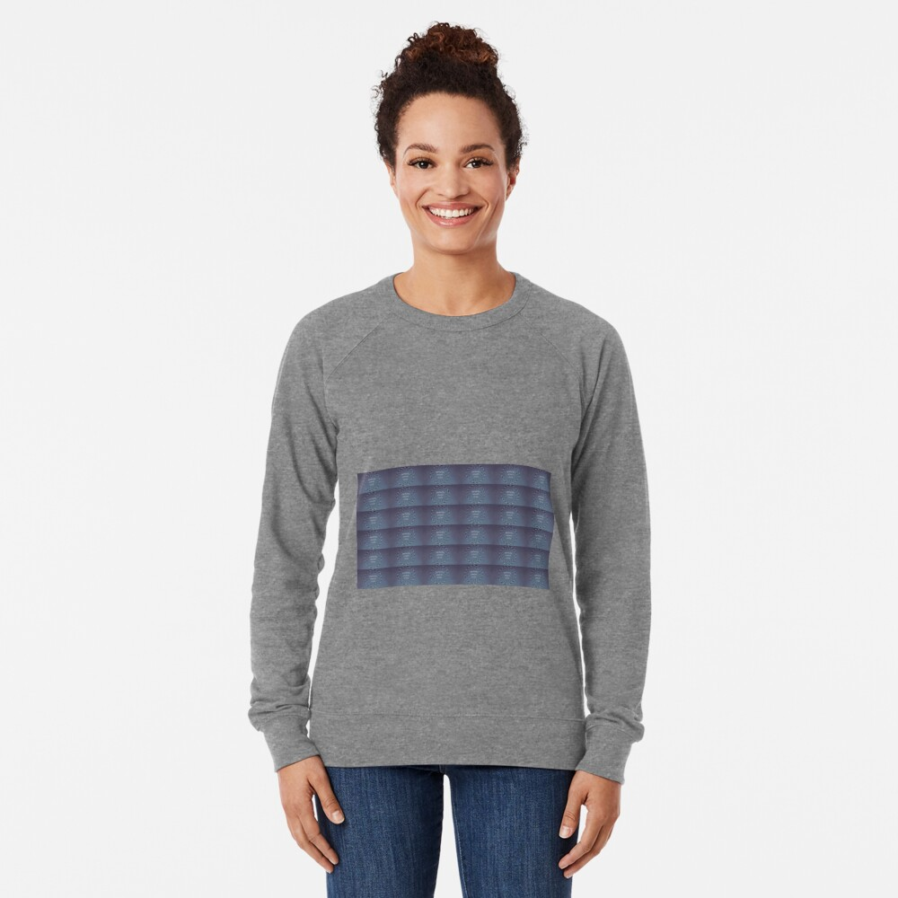 Life's hoodwinked illusions, cognitive distortion, getting avoid, optical illusion, typography wallpaper Lightweight Sweatshirt