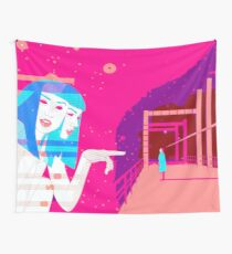 2049 Wall Tapestry