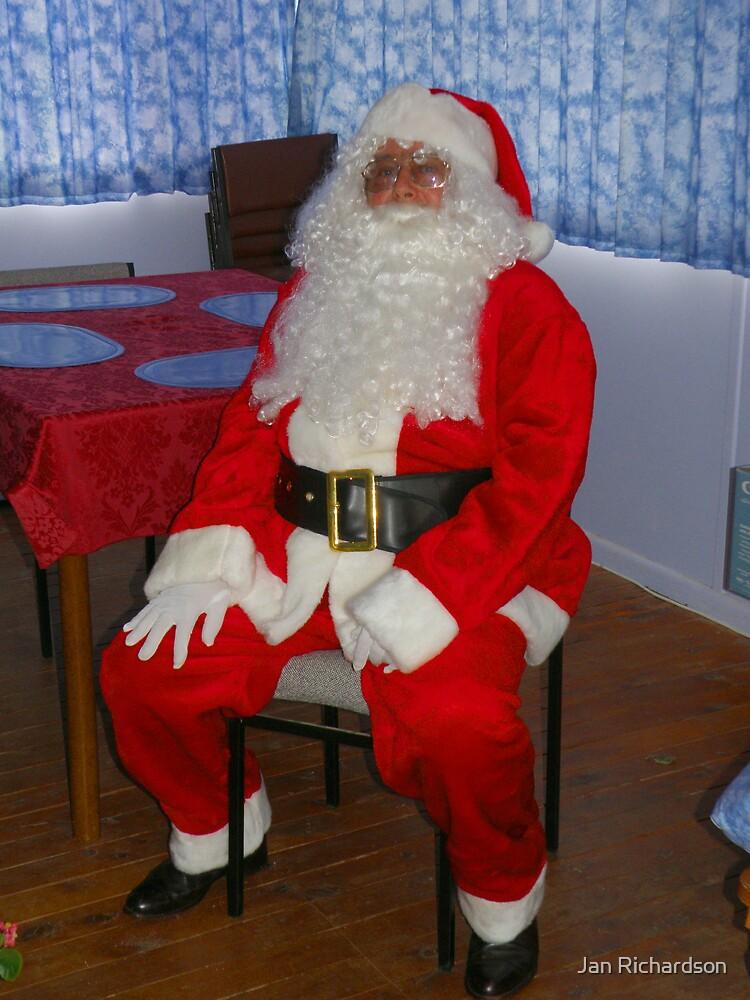 Santa's Message by Jan Richardson