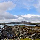 Toormore Bay from Altar wedge tomb on the Wild Atlantic Way, West Cork, Ireland by Andrew Jones