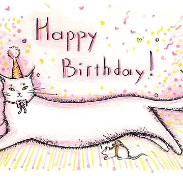 Happy birthday! by ptitsa-tsatsa