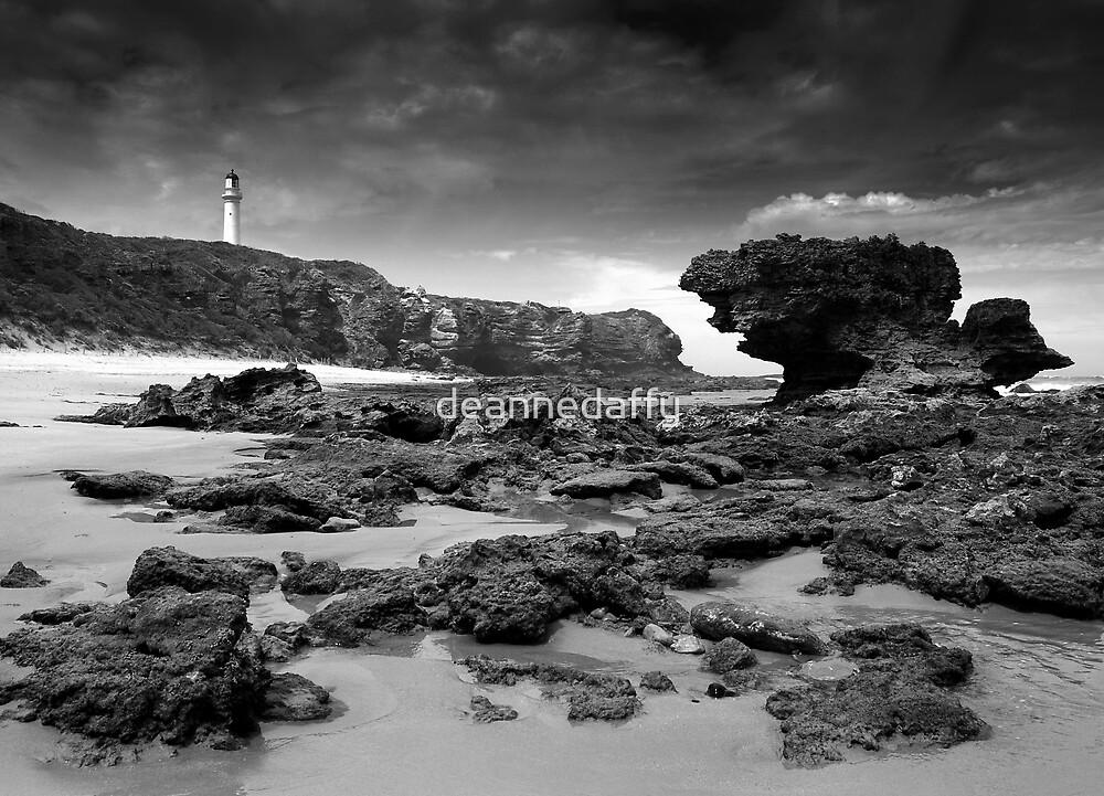 Split Point Lighthouse by deannedaffy