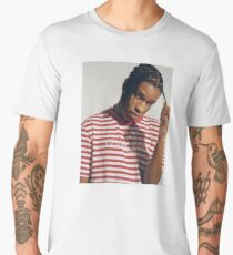 A$AP GUESS  Men's Premium T-Shirt