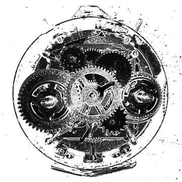 X-Ray Gears by SalvorHardin