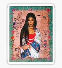 Jhene Aiko painted Sticker