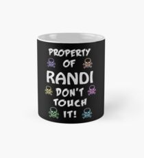 Property of Randi Mug