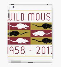 Wild Mouse at Blackpool Pleasure Beach Birth and Death iPad Case/Skin