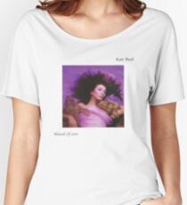 Hounds Of Love Transparent Women's Relaxed Fit T-Shirt