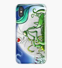 Pray, Love and Die iPhone Case/Skin