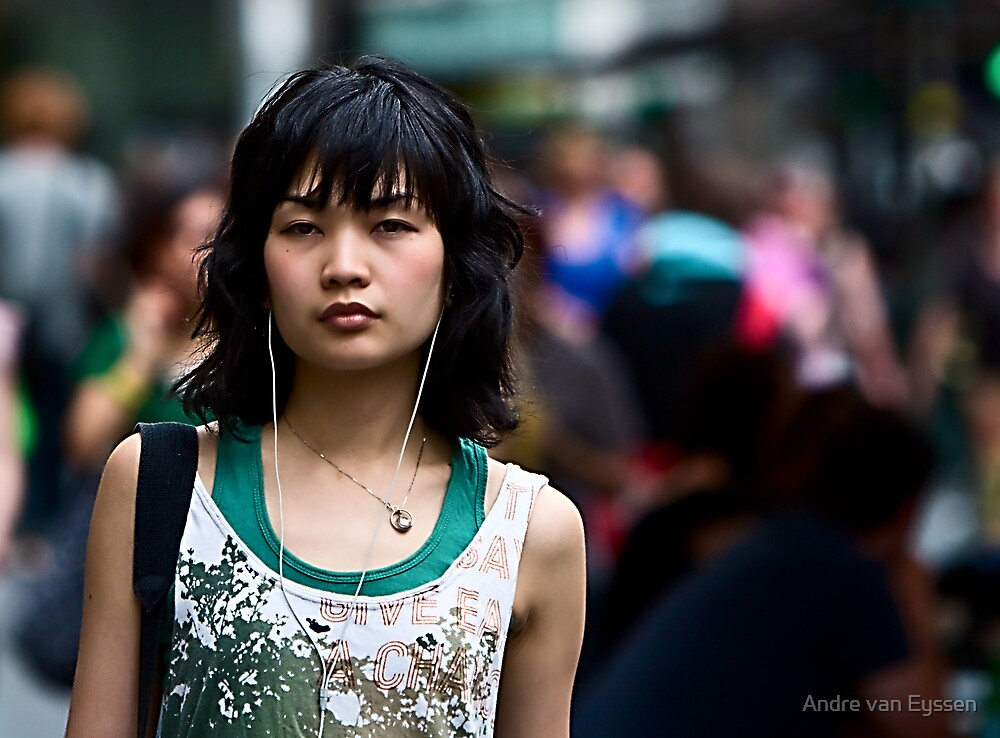 Untitled Candid by Andre van Eyssen