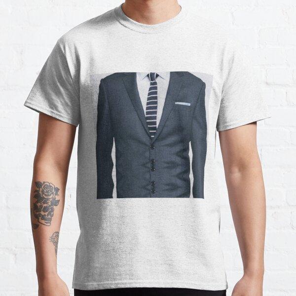 Man's Suit Classic T-Shirt