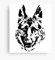 German Shepherd I Canvas Print