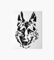 German Shepherd I Art Board Print