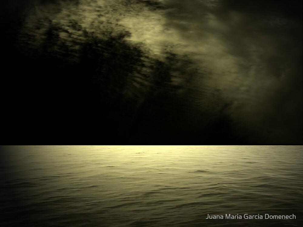 The Simplicity of Infinity. by Juana Maria Garcia Domenech