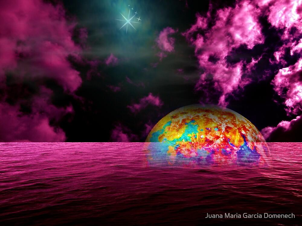 Atlantis to Infinity by Juana Maria Garcia Domenech