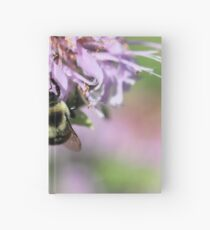 Fuzzy bumble Hardcover Journal