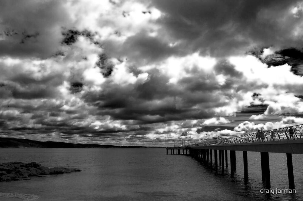 lorne jetty by craig jarman