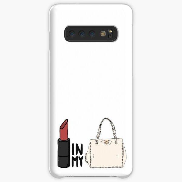 lipstick in my Valentino white bag? Samsung Galaxy Snap Case