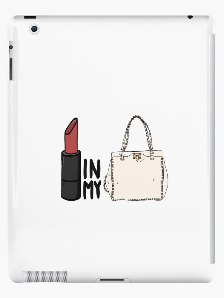 20bc454e47a2 lipstick in my Valentino white bag